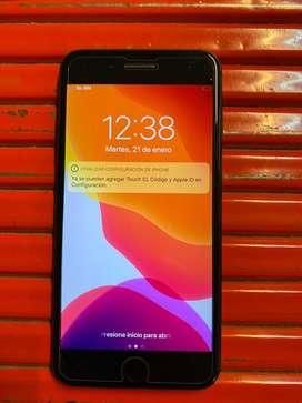Iphone 7 plus 32 gb Completo
