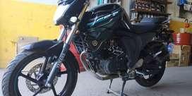 Yamaha fz 125 único dueño