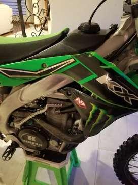 Kawasaki 450 18