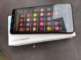 VENDO! Celular Samsung Galaxy A7 , EXCELENTE estado, color oro rosa y todos sus accesorios.