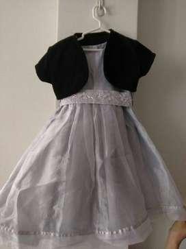 lindos vestidos niña talla 6