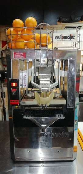 Automatic Juicer exprimidora de naranjas automatica