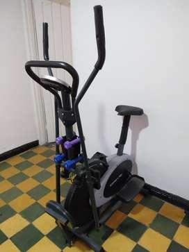 Bicicleta Estática Elíptica