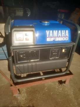 Grupo electrógeno Yamaha ef 3800