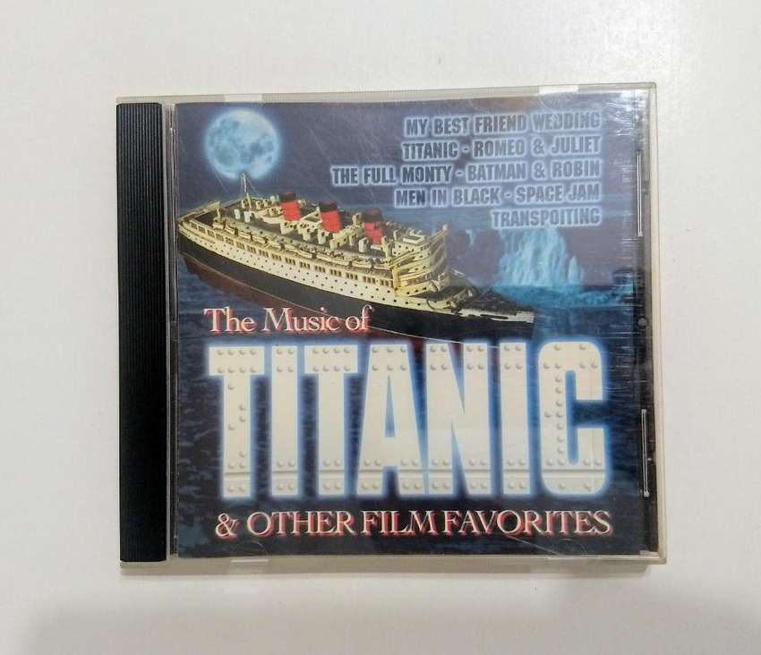 CD Banda de sonido de varias películas. Soundtrack 0