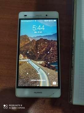 Venta celular Huawei p8 Lite