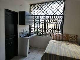Se alquila, Suite Full Amoblada ubicada a pocos pasos de la UTM, Portoviejo