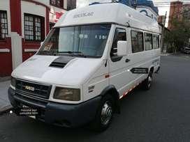 ofrezco vehiculo servicio publico escolar especial