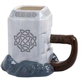 Taza de ceramica Martillo, Thor Avengers