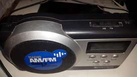 Vendo Radio Am Fm Poco Uso