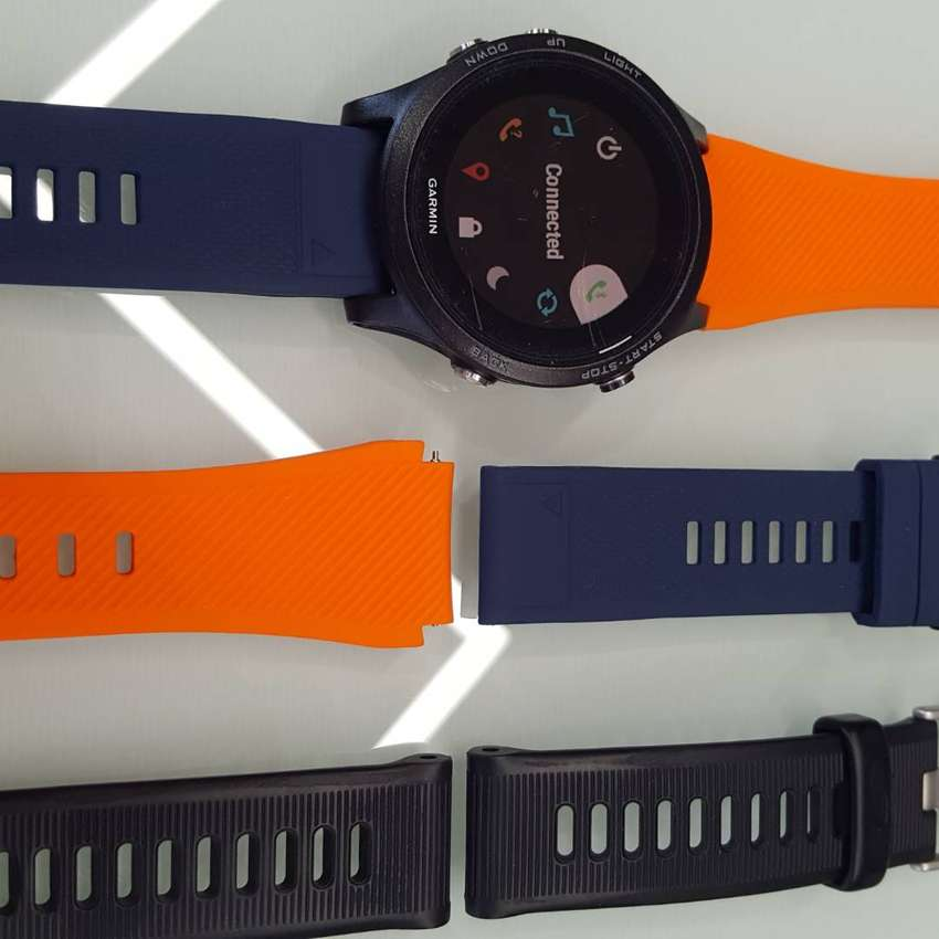 Relojes Garmin 935, Timex con GPS, cinturon Fuel Belt 0