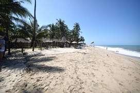 Venta de lote en Palomino frente a la playa