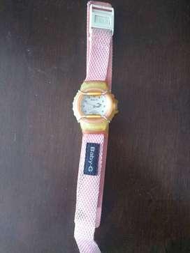 Reloj baby-g para dama