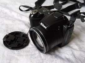 Cámara Nikon Coolpix l310 24x zoom 14.1 megapíxeles 10/10 fotografia