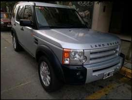 Oportunidad Land Rover Discovery 2007