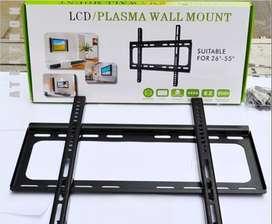 Bases soportes tv led lcd universal a pared hasta 60 pulgadas instalación garantizada