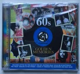 Musica de Los Años 60'S 2 Cds importado