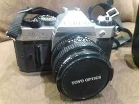 Cámara fotográfica Canon AE-1.
