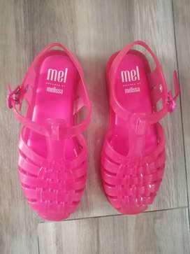 Zapatos Melissa Niña!!