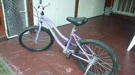 Bicicleta Bmx Rod.16. Casi Nueva