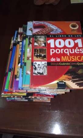 Coleccion completa  1001 porque
