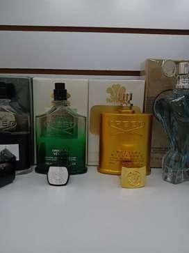 Perfumes creed