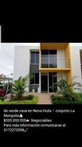 Se vende Casa en Neiva