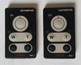 Control Remoto Olympus Rm-1 Para Camara Digital