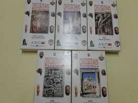 LOTE VIDEO VHS CIVILIZACIONES PERDIDAS