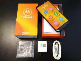 Motorola Moto E 5 Play 16 GB Expandible 128 Color Negro Libre de Fabrica
