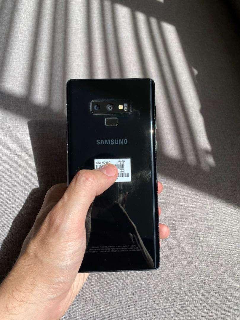 Samsung Galaxy note 9 no prende 0