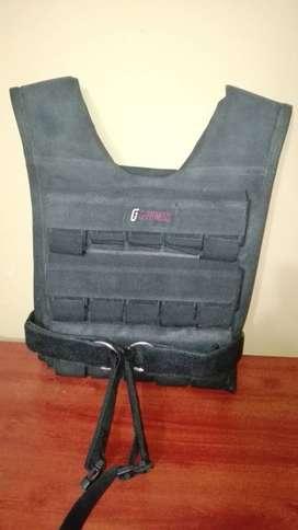 Chaleco de carga — GFitness 30 kg