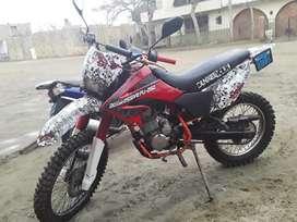Moto Lineal Furia 250