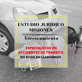 ESTUDI JURÍDICO EN ACCIDENTES DE TRÁNSITO