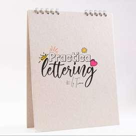 Bitácora Lettering