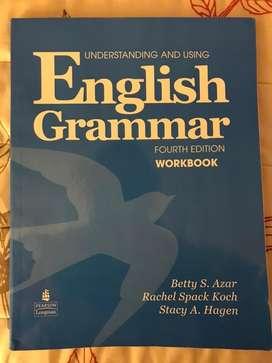 English Grammar Workbook Libro Inglés