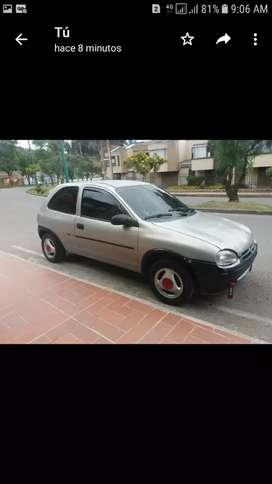 Chevrolet Corsa coupe