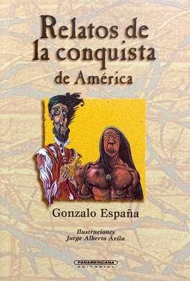Relato de la conquista de América, Gonzalo España