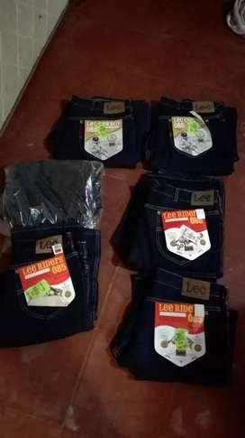 Sé venden 7 pantalones para trabajo industrial marca LE E
