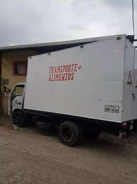 venta de camión por víaje