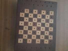 juego de ajedrèz para viaje