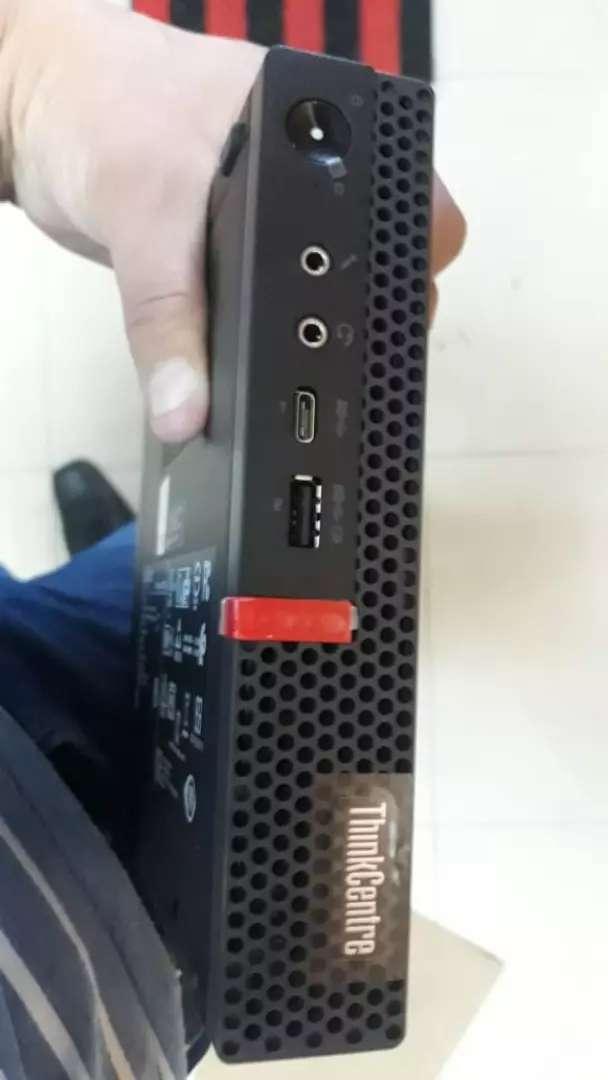 Computadores Lenovo IDEACENTRE Nuevo o solo Cpu con monitores DELL ultra slim