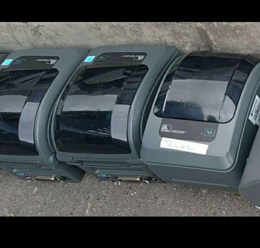 Impresoras codigo de barras  tk 420 por unidad