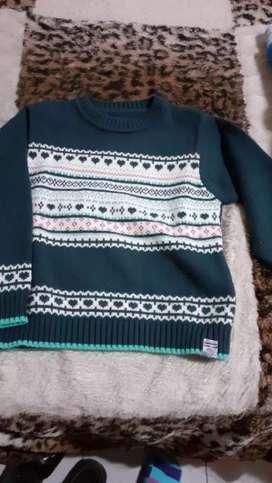 Suéter de nena nuevos impecables talle 8