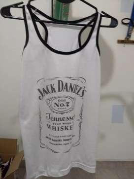 Remera Jack Daniels