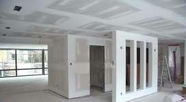 Instalacion Durlock 400p El M2