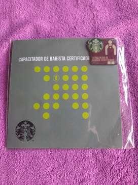 Starbucks Pin Nuevo