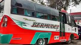 Vendo o permuto microbus