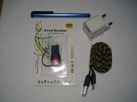 Kit de accesorios para celulares y tablet (x4)
