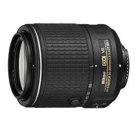 Nikon AF-S DX NIKKOR 55-200mm f/4-5.6G ED VR II| (usado)